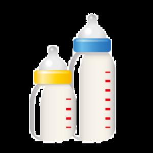 哺乳瓶 大きさ